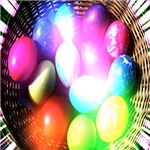 Easter Glow Cat Forsley Designs