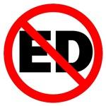 No ED