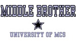 Middle Brother - University of Middle Child Syndro