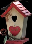 birdhouse with a twist