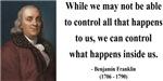 Benjamin Franklin 7