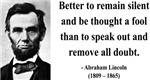 Abraham Lincoln 26
