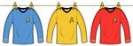 Trek Laundry - Shirts Only