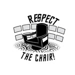 Star Trek - Respect The Chair