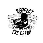 Respect The Chair! - Star Trek