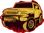 FJ Cruiser Gear
