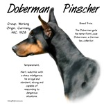 Doberman Pinscher (black)