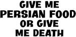 Give me Persian Food