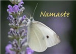 Namaste Note Cards
