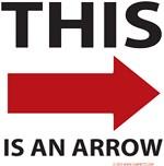 THIS is an ARROW