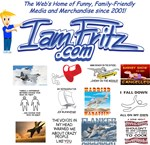 IamFritz.com Merchandise Ad Shirt 2014
