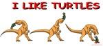 Allosaur- I Like Turtles