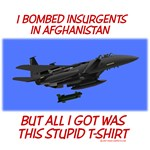 I Bombed Insurgents InAfghanistan- But All I Got W