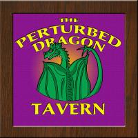 THE PERTURBED DRAGON Branded Products