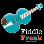 Fiddle Freak T-shirt Clothes Gifts
