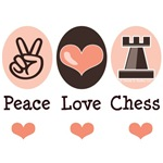 Chess Lover Chesspiece T-shirt Gifts
