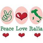 Italian Italy Italia T-shirt Gifts