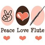 Flute Flutist Tee Shirt Gifts