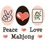 Mahjong T shirt Mahjong Gifts