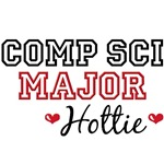 Computer Science Major Hottie T shirt Gifts