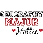 Geography Major Hottie T shirt Gifts