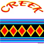 CREEK INDIAN TRIBE