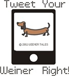 Tweet Your Weiner Right