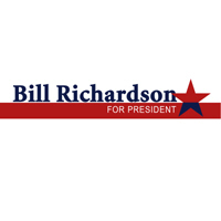 BILL RICHARDSON 2008