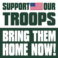 BRING THEM HOME NOW!