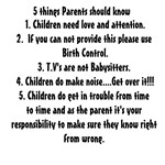 5 Things every Parent Should know