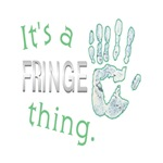 It's a Fringe Thing Handprint Glyph