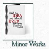 JA's Minor Works