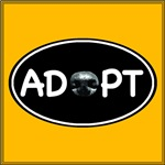 Adopt Nose Black Oval