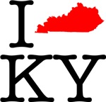 I Love KY Kentucky