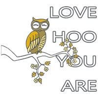 Love Hoo You Are Owl