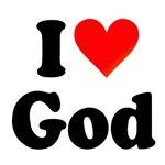 I Love my (Christian) T Shirts
