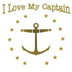 I Love My Captain (GOLD)