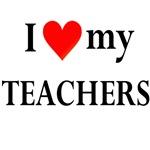 I Heart My Teachers