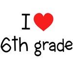 I Heart 6th Grade