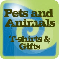 Pets and Animals T-shirts and Gifts