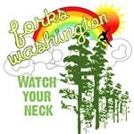 Forks Washington Twilight