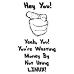 Hey You Linux