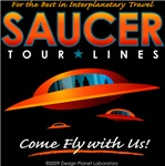 Saucer Fly with Us