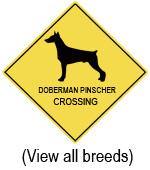 Dog Breed Crossing