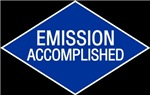 Emission Accomplished