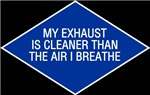 Exhaust vs. Air