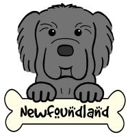 Newfoundland Cartoon T-Shirts and Gifts