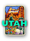 Utah by Foot