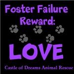 Foster Failures Reward