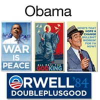 Obama Stickers